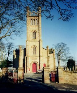 Cockpen Church