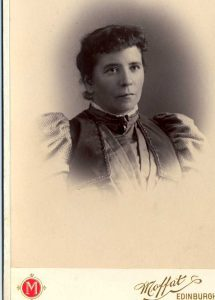Marjorie Mc Taggart (second wife)