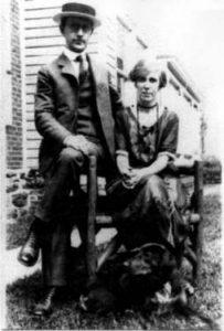 James & Janet Brown, Philadelphia (1920's)